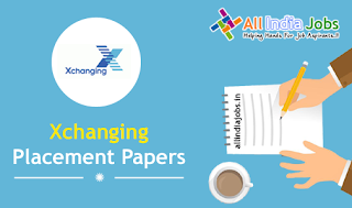 Xchanging Placement Papers