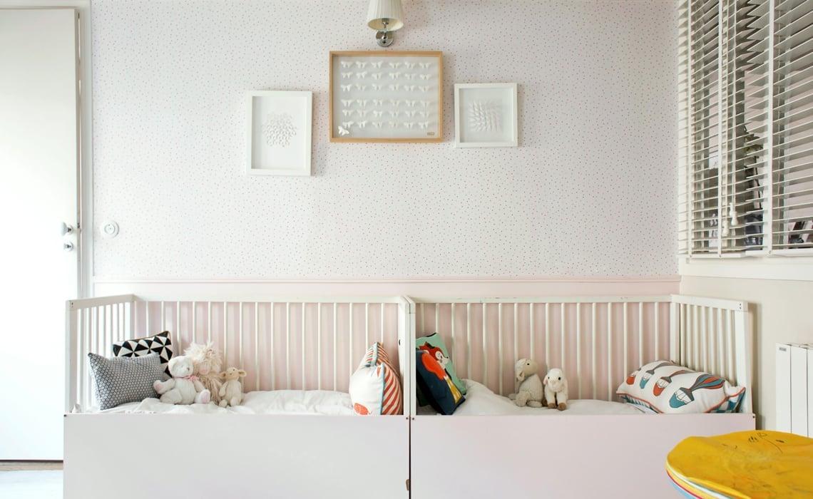 la fabrique d co une chambre pour plusieurs enfants. Black Bedroom Furniture Sets. Home Design Ideas