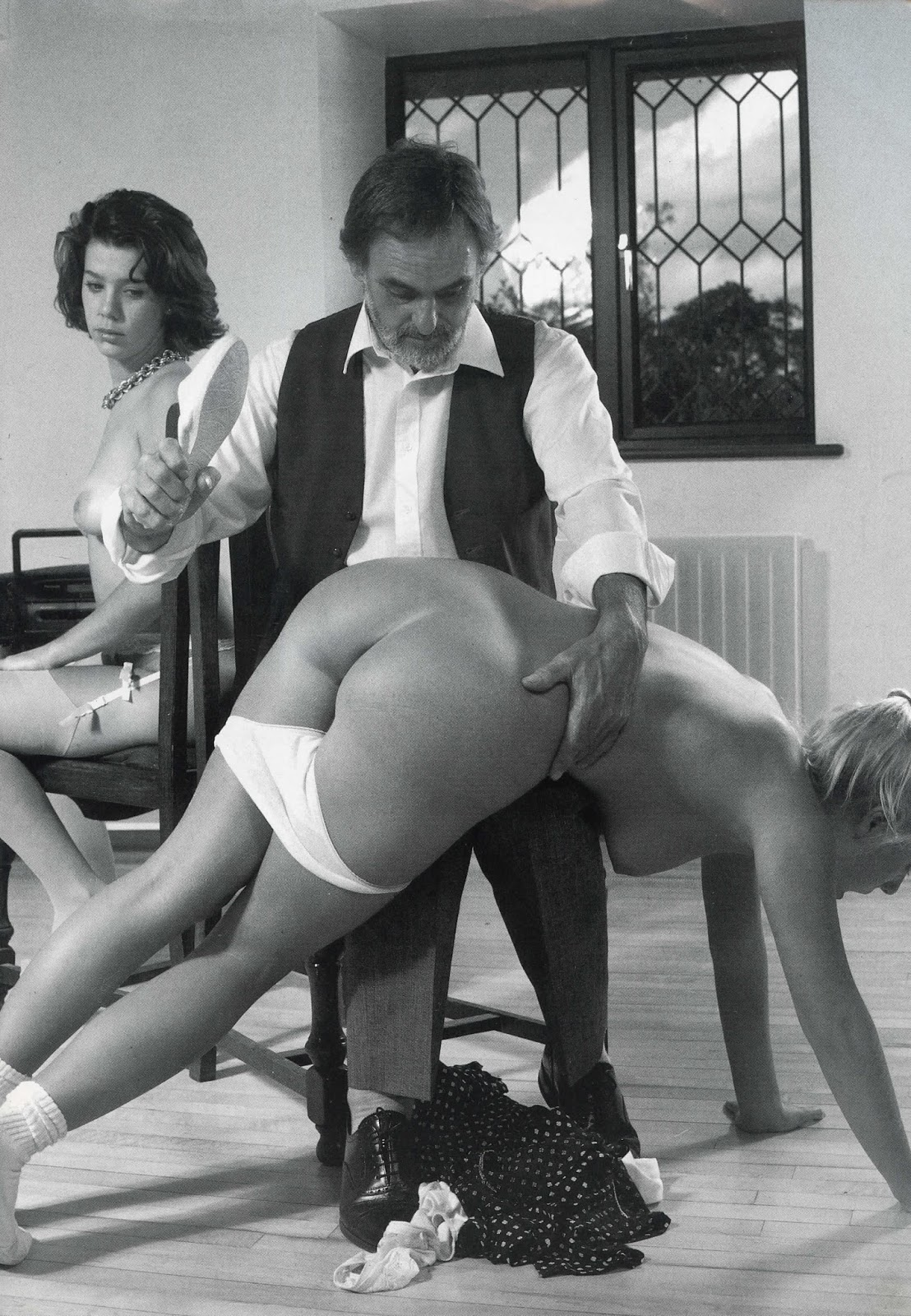 Spanked Chicks