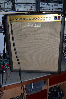Marshall JTM-60 repair.