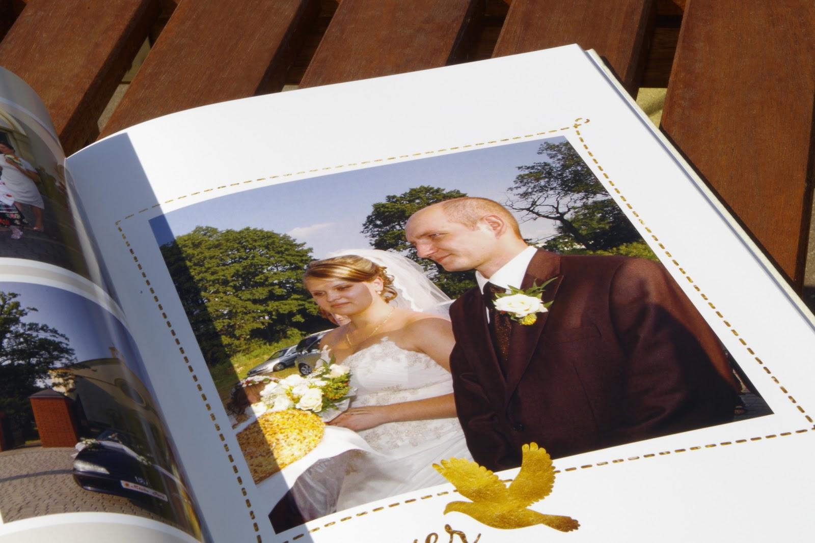 fotoksiążki ślubne
