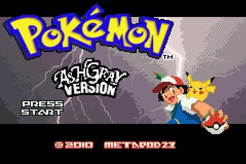 pokemon ash gray 4.5.3 gba