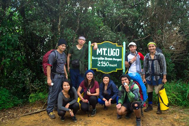 Mt. Ugo Summit