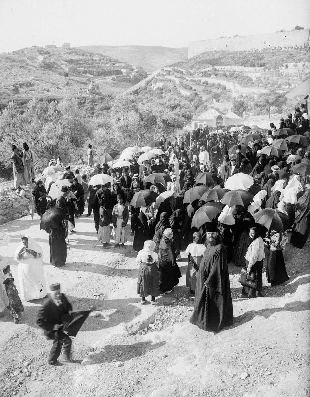 Jerusalem. 1915.