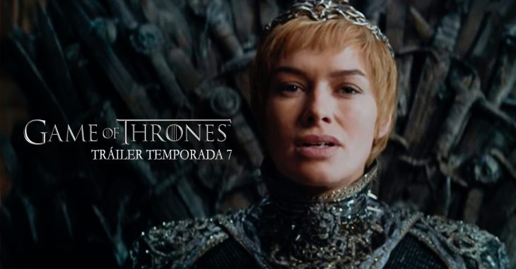 HBO saca el Tráiler de la temporada 7 de'Game of Thrones'