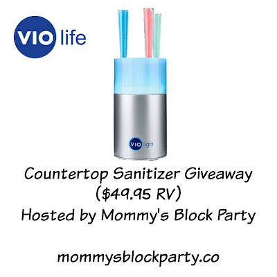 Keep Germs At Bay With The Violife Uv Sanitizer Giveaway