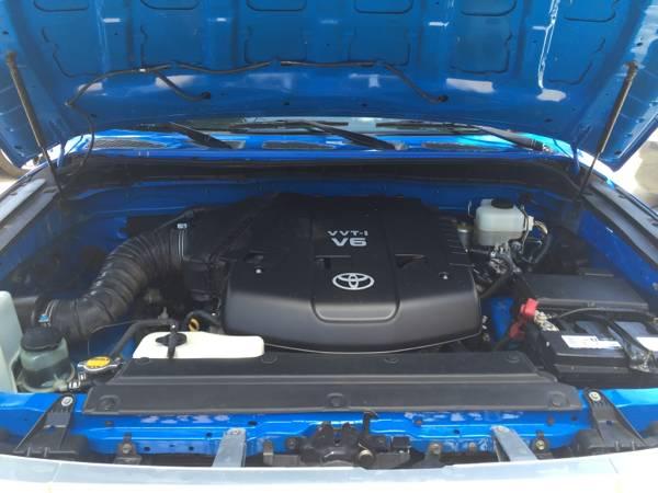 Toyota FJ Cruiser V6 engine