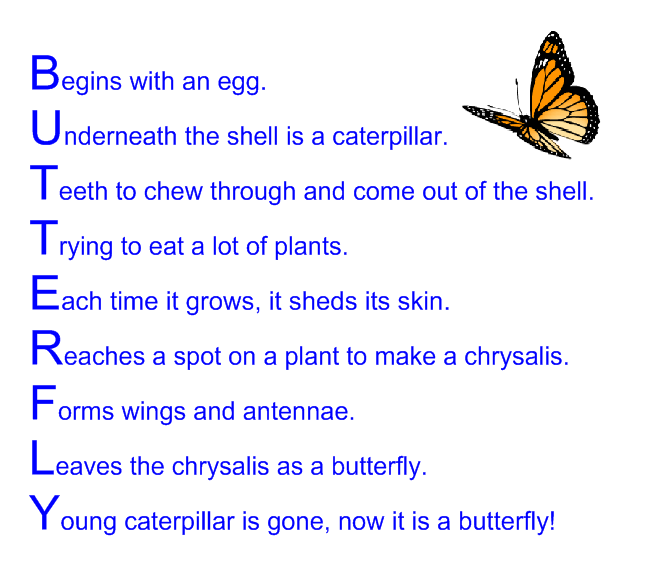 Image result for acrostic animal poem
