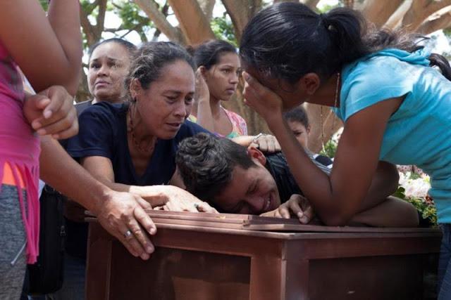 Venezuela Tahan Lima Polisi Terkait Kebakaran di Penjara Valencia