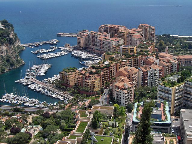 Navigate Around the Alluring Principality Monaco