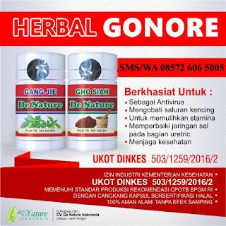 Obat Kencing nanah atau gonorhea ampuh