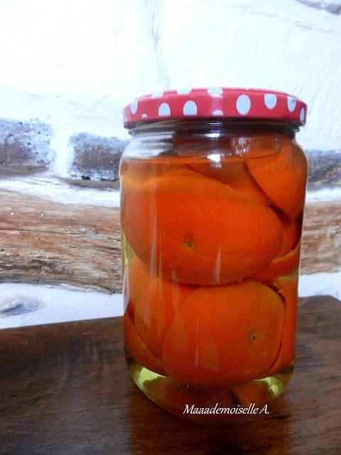 Nettoyant multi-usage vinaigre - eau - écorces d'agrumes
