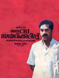 Oru CBI Diary Kurippu (1988)