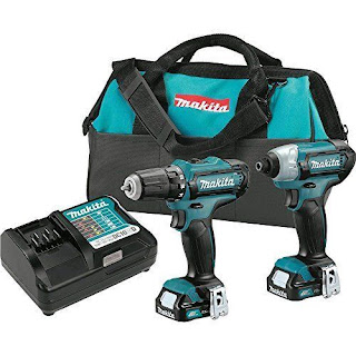 Makita XT273R 18V Drill and Impact Driver Combo Kit Review