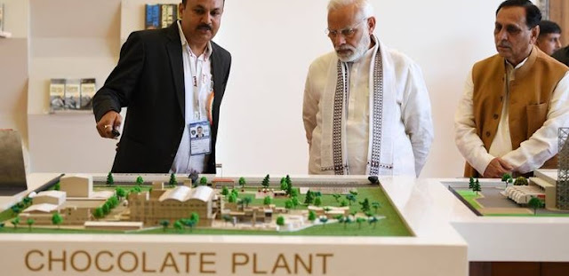 PM Narendra Modi Inaugurates modern food processing facilities in Anand