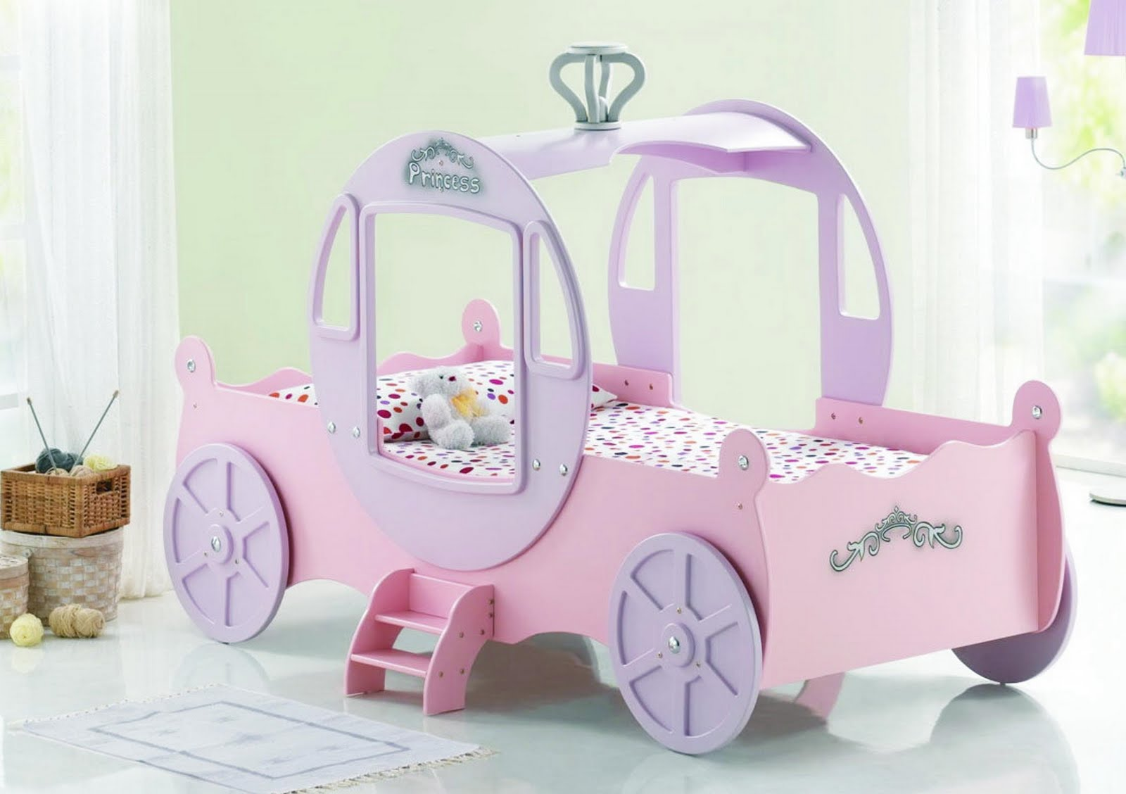 Toddler Bed For Girl Princess: Beds With Quality At Discounted Prices: KIds Beds For Boys