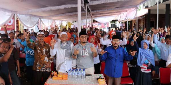 BPN: Warga Sragen Sukarela Bangun Posko Prabowo