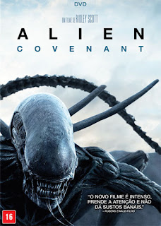 Alien: Covenant - BDRip Dual Áudio