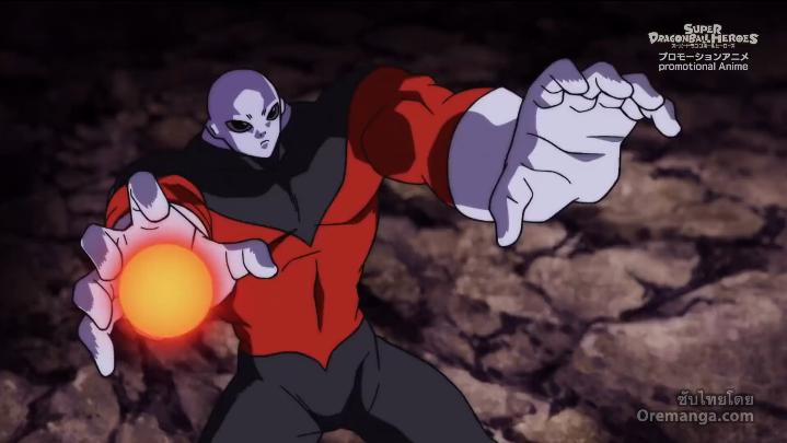 Super Dragon Ball Heroes: Universe Mission [ซับไทย] ตอนที่ 9 โกคูคืนชีพ ผู้ที่แข็งแกร่งที่สุดปะทะกัน