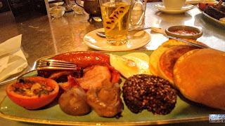 Petit déjeuné irlandais