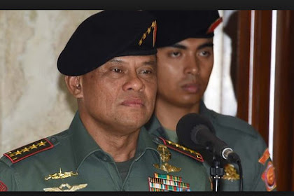 TNI Commander: Treason Issue is the Hoax to scare Muslims