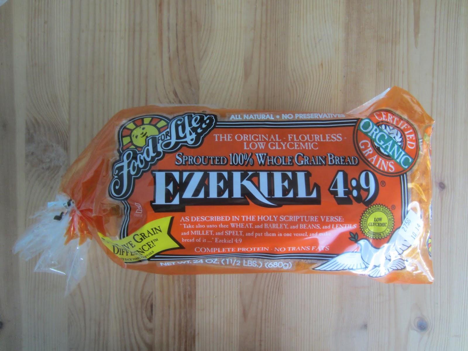 Хлеб Иезекииля vs. Пирог с капустой