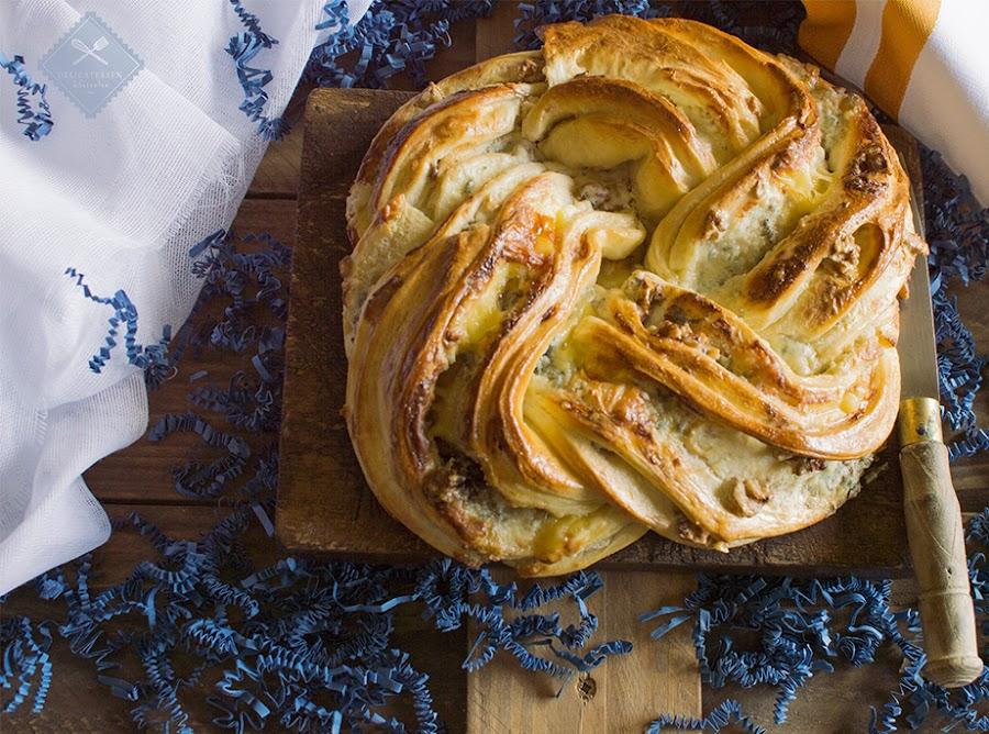 kringle estonia de queso y nueces