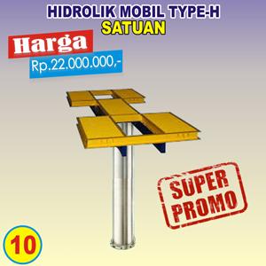 Hidrolik Type-H Satuan