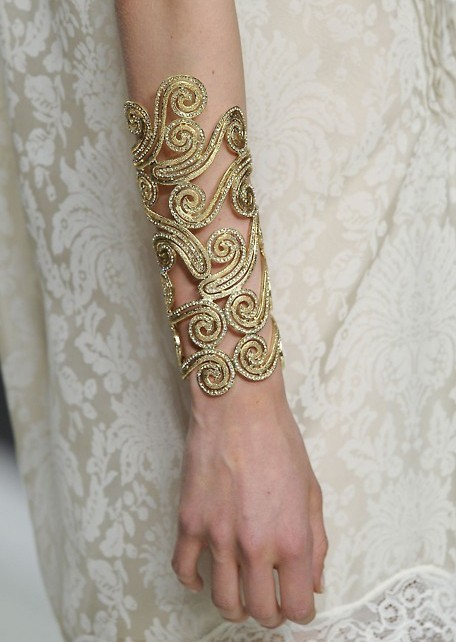 Bracelet Design Pattern Fashion Jewelry Violet Fashion Art