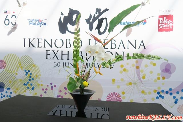 Senko Ikenobo x Ikenobo Ikebana Exhibition @ Tokyo Street, Pavilion KL