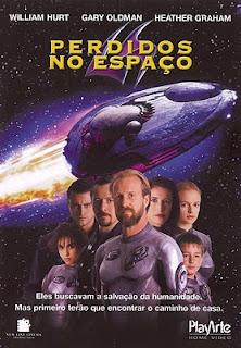 Perdidos no Espaço – O Filme Dublado Online