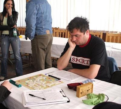 Maestrul Sportului Alexandru Lucian Lăcătîș la sala