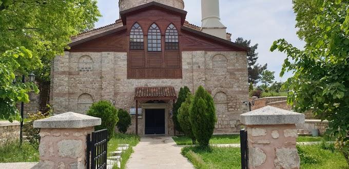 Küçük Ayasofya Kilisesi Şu Anki Adı İle Gazi Süleyman Paşa Camii- VİZE Mayıs 2019