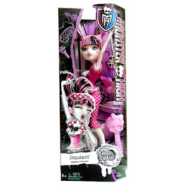 Monster High Draculaura Dead Tired Doll