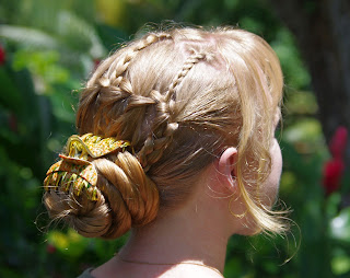 simple hair style for braids amp hairstyles for hair my look for today 8555