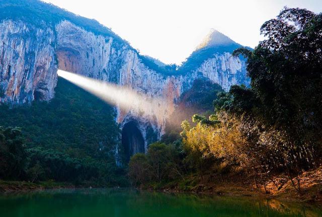Vale do Getu – China