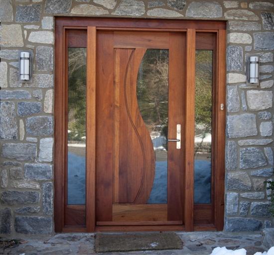 30 Modern Front Door Designs