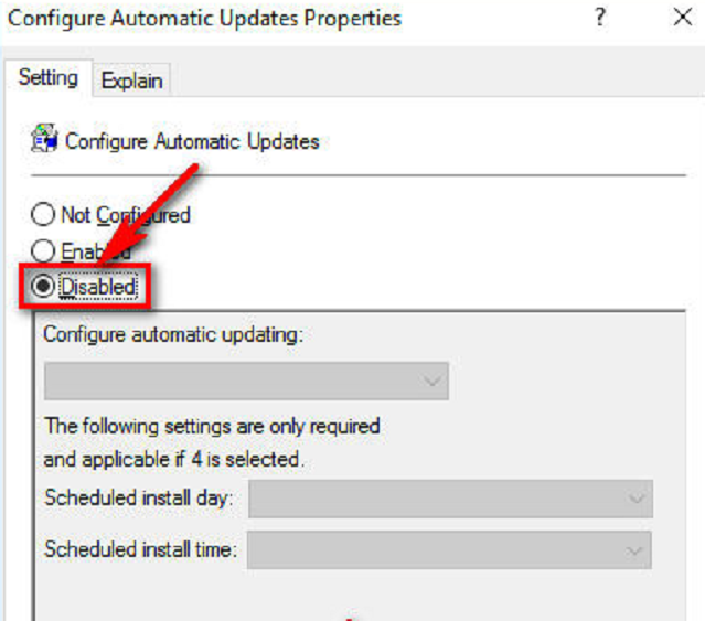 Tắt Update Windows 10 nhanh chóng, đơn giản, hiệu quả nhất l