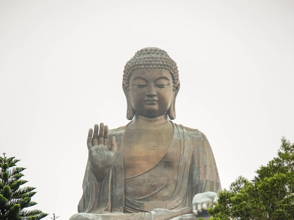 HongKong, Day 4 | Ngong Ping 360 & Giant Buddha