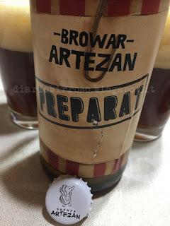 Tasting night con birre polacche di Artezan, Pracownia Piwa e Widawa birre recensione blog birra artigianale