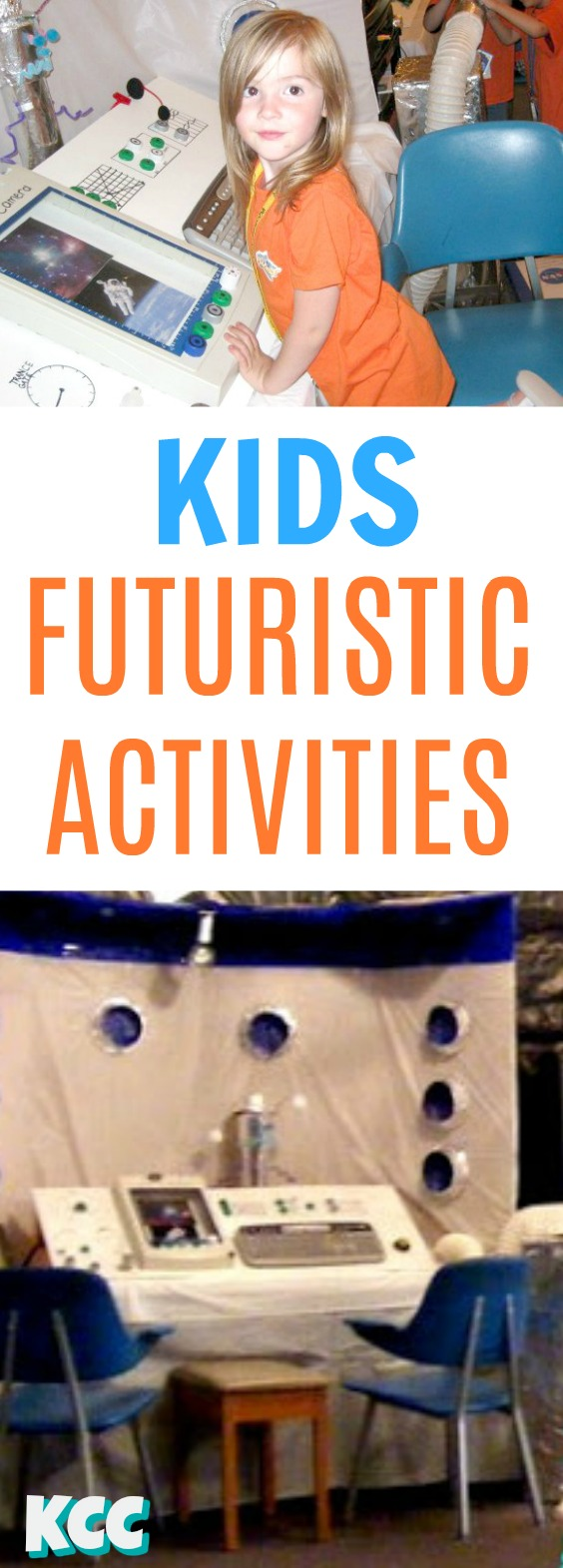 Futuristic Activities for Kids