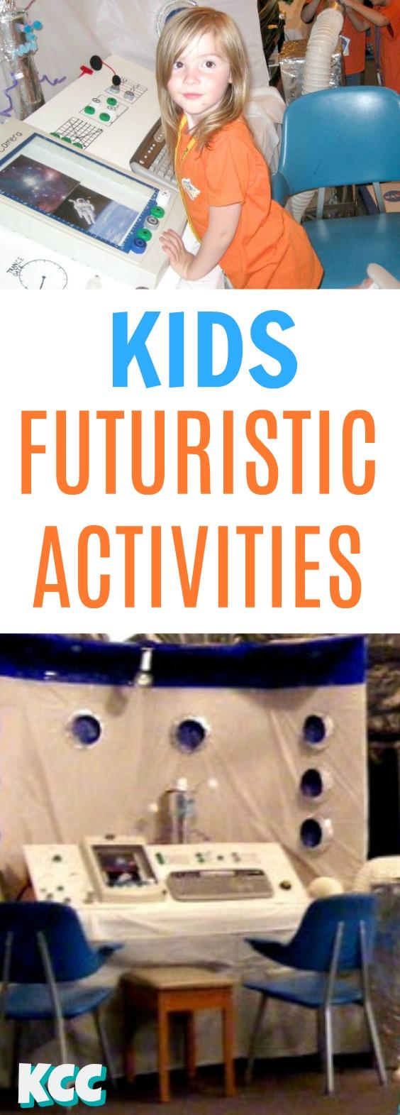 Futuristic Activities for Kids