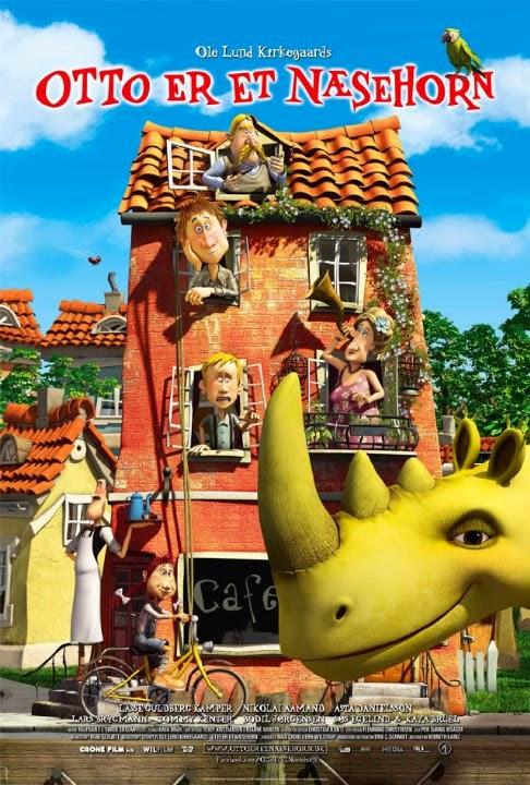 Otto the Rhino (2013) 720p