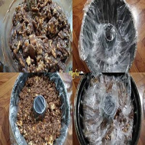 Kek Kalıbında Bisküvili Pasta Nasıl Yapılır