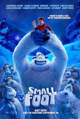 Smallfoot [2018] [DVD] [R1] [NTSC] [Latino]