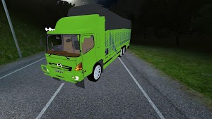 Mod Truk Hino Bussid