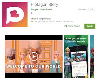 Plotagon Story