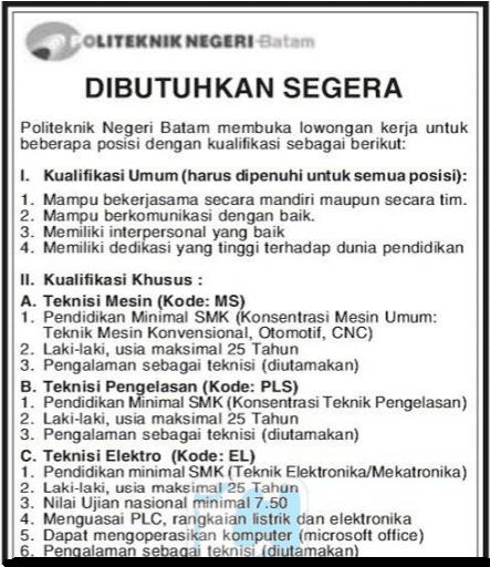 Lowongan Kerja Di Bank Surabaya Lowongan Kerja Bi Bank Indonesia Loker Cpns Bumn Lowongan Pekerjaan Batam Lowongan Kerja Batam Agustus 2015 Terbaru Bos