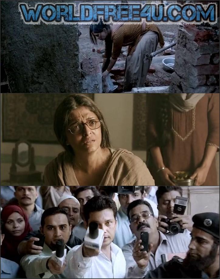 Screen Shot Of Sarbjit 2016 300MB BRRip 480P Full Hindi Movie Watch Online Free Download