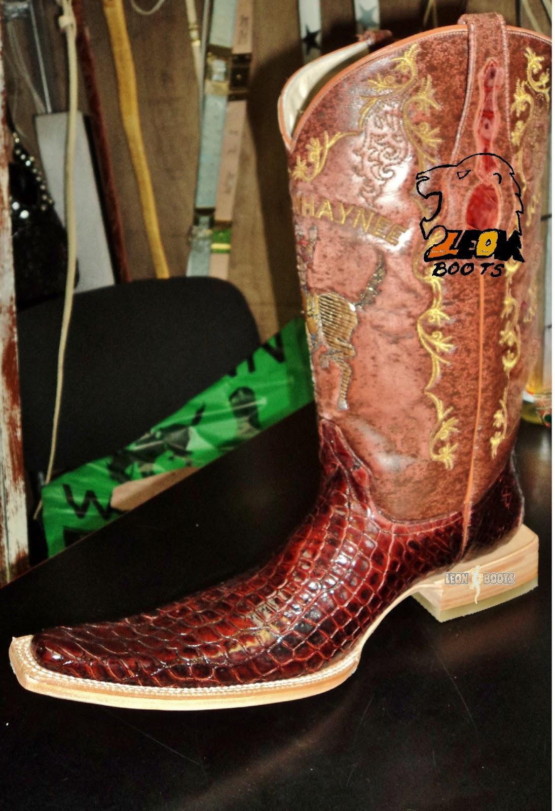 c4b4b33ea6 Leon Boots Botas Vaqueras Related Keywords   Suggestions - Leon ...